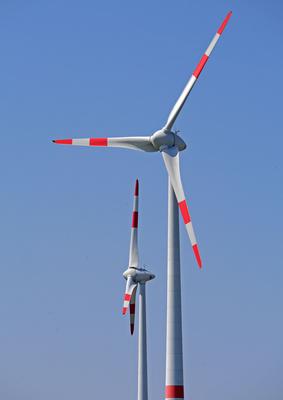 Foto zur Meldung: Windenergie aus Rehfelde auf der Zielgeraden