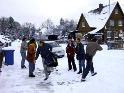 Foto zur Meldung: 3. Silvesterwanderung