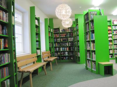 """Foto zur Meldung: Grüner Donnerstag in der Bibliothek """"Am Männekentor"""""""