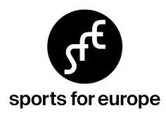Foto zur Meldung: Broschüre zum 1. EU-Sport-Dialog ab sofort verfügbar