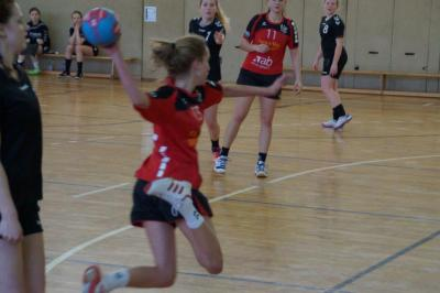 Foto zur Meldung: B-Jugend holt sich Platz 2 in der Oberliga