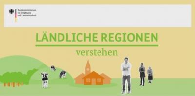 """Foto zur Meldung: BMEL veröffentlicht Video """"Ländliche Regionen verstehen"""""""