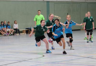Foto zur Meldung: E-Jugend mit drei Punkten aus zwei Spielen