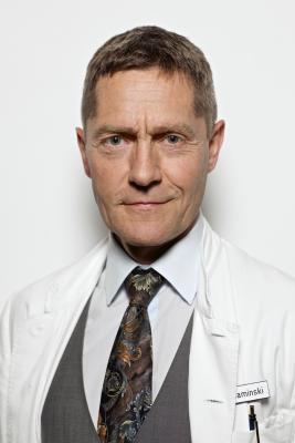 Udo Schenk als Dr. Kaminski