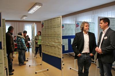 Foto zu Meldung: Einen Arbeitsplatz gleich nebenan - möglich durch die Lausitzer Jobtour 2016