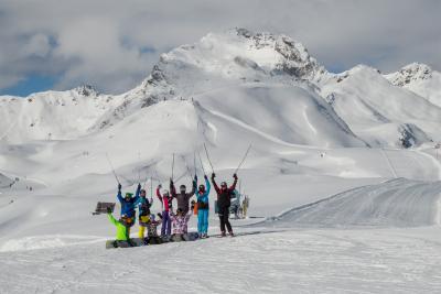 Foto zur Meldung: Ski-Camp 2016: Eine tolle Woche in Osttirol