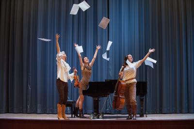 """Foto zu Meldung: Konzert mit """"Les Troizettes"""" am 6.3. ausverkauft!"""