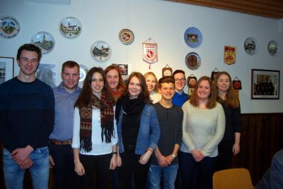 Foto zur Meldung: Musikverein Schondra mit starker Jugend