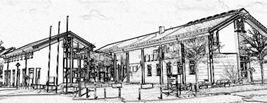 Gemeinschaftsunterkunft in Dettenheim