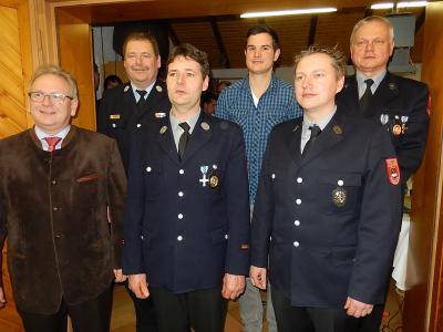 Foto zu Meldung: Feuerwehr Pingarten wählte neuen Kommandanten