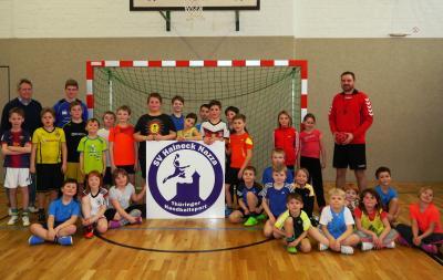 """Foto zu Meldung: Neues von den """"Handball Kids"""""""