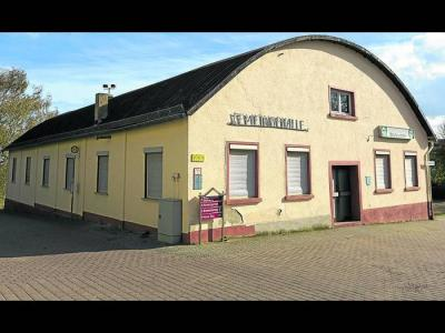 Foto zu Meldung: Land bezuschusst neue Gemeindehalle in Ober-Flörsheim mit 1,12 Millionen Euro