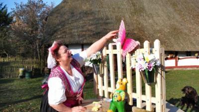 Foto zur Meldung: ALT DAMEROW: Bei Pingels erwacht der Frühling
