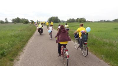 Foto zur Meldung: Mitfahren bei der Tour der Freundschaft