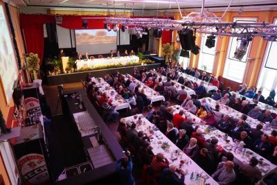 Vorschaubild zur Meldung: 22. Verbandstag in Luckau