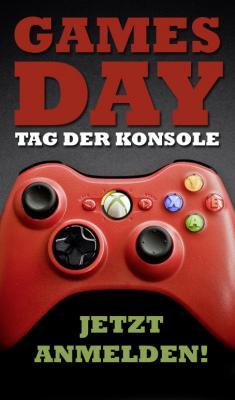 Foto zur Meldung: Games Day 2016 im X-Presso