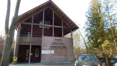 Foto zur Meldung: Bufdis for Nature: Besucherzentrum im Naturpark Märkische Schweiz sucht Unterstützung