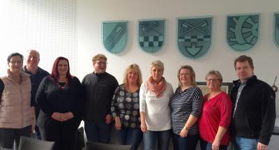 Foto zur Meldung: Förderverein Freizeitbad Grasleben traf sich zur Jahreshauptversammlung
