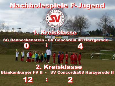 Foto zu Meldung: Ergebnisse F-Jugendspiele