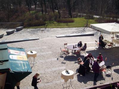 Foto zur Meldung: Osterspaziergang mit Kaffeepause