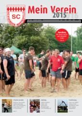"""Foto zur Meldung: Die Vereinszeitschrift """"Mein Verein 2015"""" ist endlich da!"""