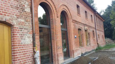 Foto zur Meldung: Brau-und Brennhaus wird als Denkmal des Monats ausgezeichnet