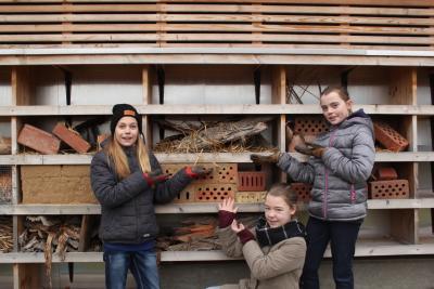 Foto zur Meldung: Oster- und Umweltprojekttag