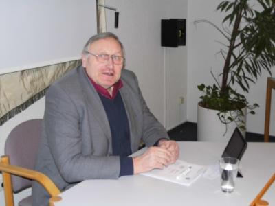 Foto zur Meldung: Harm Früchtenicht ist 30 Jahre Bürgermeister