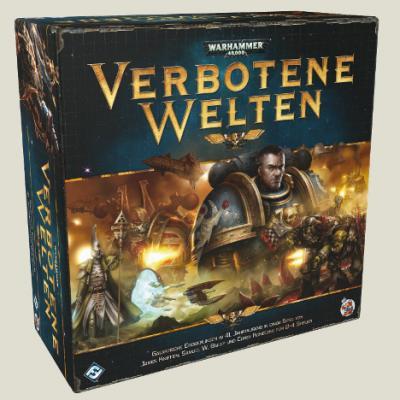 Vorschaubild zur Meldung: Warhammer 40k: Verbotene Welten erschienen!