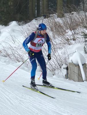 Vorschaubild zur Meldung: Roman Herb ist Deutscher Meister im Biathlon