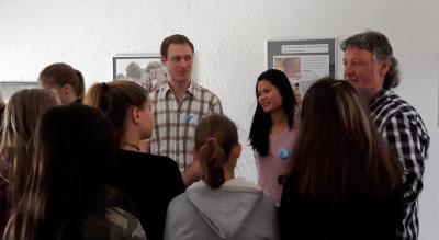 """Foto zur Meldung: Bibliothek zeigt Ausstellung """"Schulen in Afrika"""""""