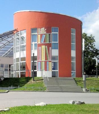 Gemeindebücherei beim Kindergarten
