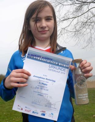 Foto zur Meldung: Strandlaufcup in Wismar