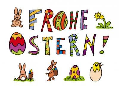 Vorschaubild zur Meldung: Osterferien 2016 - 1. Woche