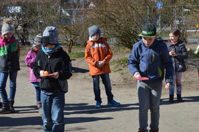 """Foto zu Meldung: Osterferien im Kinderhort """"Raxli-Faxli"""""""