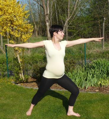 Foto zur Meldung: Volkshochschule Luckenwalde bietet Yogakurse an