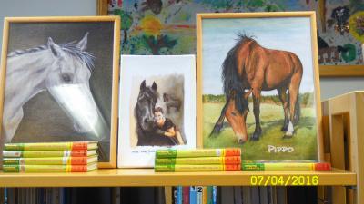 Foto zu Meldung: Club der Bücherwürmer in Wandlitz