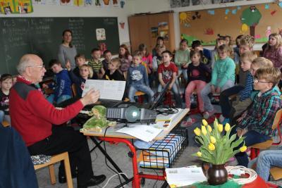 Foto zur Meldung: Autorenlesung in der Grundschule