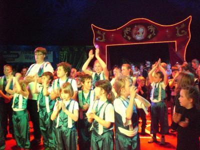 Foto zur Meldung: Circus Sperlich in Rietschen