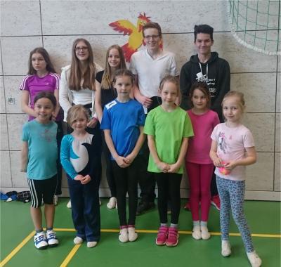 Foto zur Meldung: TV Langenselbold hat 5 neue Übungsleiter-Assistenten