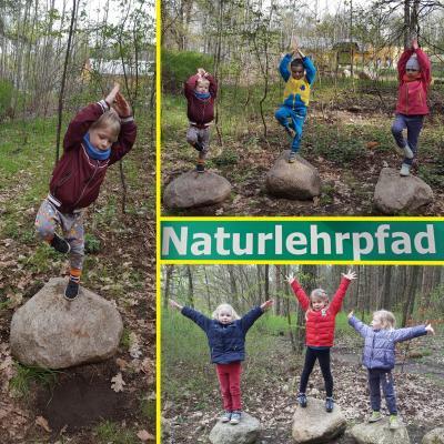 Foto zu Meldung: Yoga auf dem Naturlehrpfad