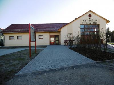 Foto zur Meldung: Einweihung des Feuerwehrgerätehauses in Gömnigk am 29. April und Tag des offenen Hauses am 30. April für alle Interessierten
