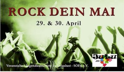 Foto zur Meldung: Rock Dein Mai - Lulu Big Band mit dabei