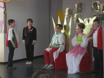 """Foto zu Meldung: Wer war die """"echte"""" Prinzessin ?"""