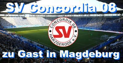 Foto zu Meldung: SV Concordia08 in Magdeburg