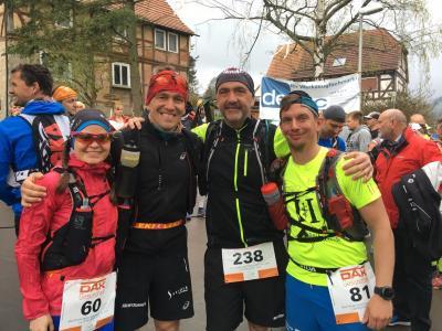 Foto zur Meldung: Trailrunning Harz: Deutsche Meisterschaft im Ultratrail beim Bilstein Ultra