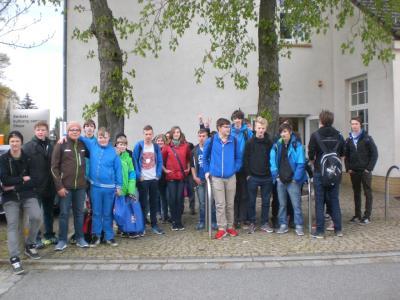 Foto zur Meldung: FSR nimmt bei Ausbildungsmesse teil