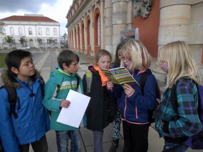 Foto zur Meldung: Potsdam erleben