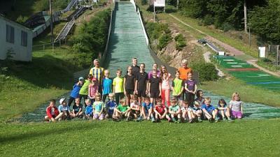 Foto zur Meldung: Skisport-Ferien-Camp