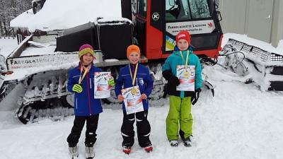 Foto zur Meldung: TSV-Ranglistenwettkampf in Lauscha